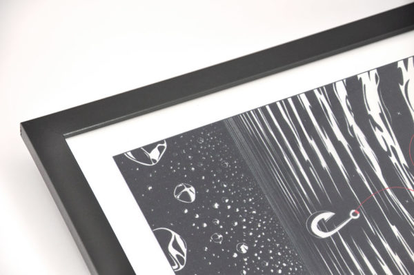 Out of Space Framed Preview 04