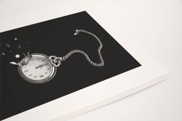 Time is Money Framed Preview 05
